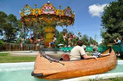 monoparental parc attraction arcachon