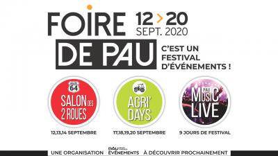 Foire de Pau 2020