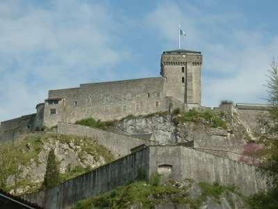 Chateau fort de Lourdes Musée Pyrénéen