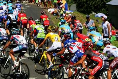 Tour de France dans les Pyrénées