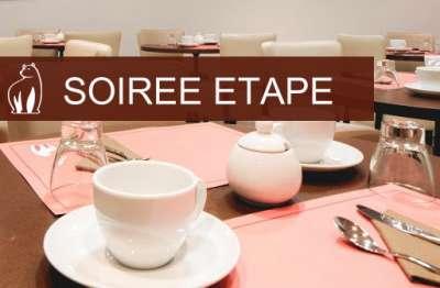 Soirée Etape Toulouse à partir de 95 €