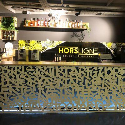 Hors Ligne, Concept & Gallery