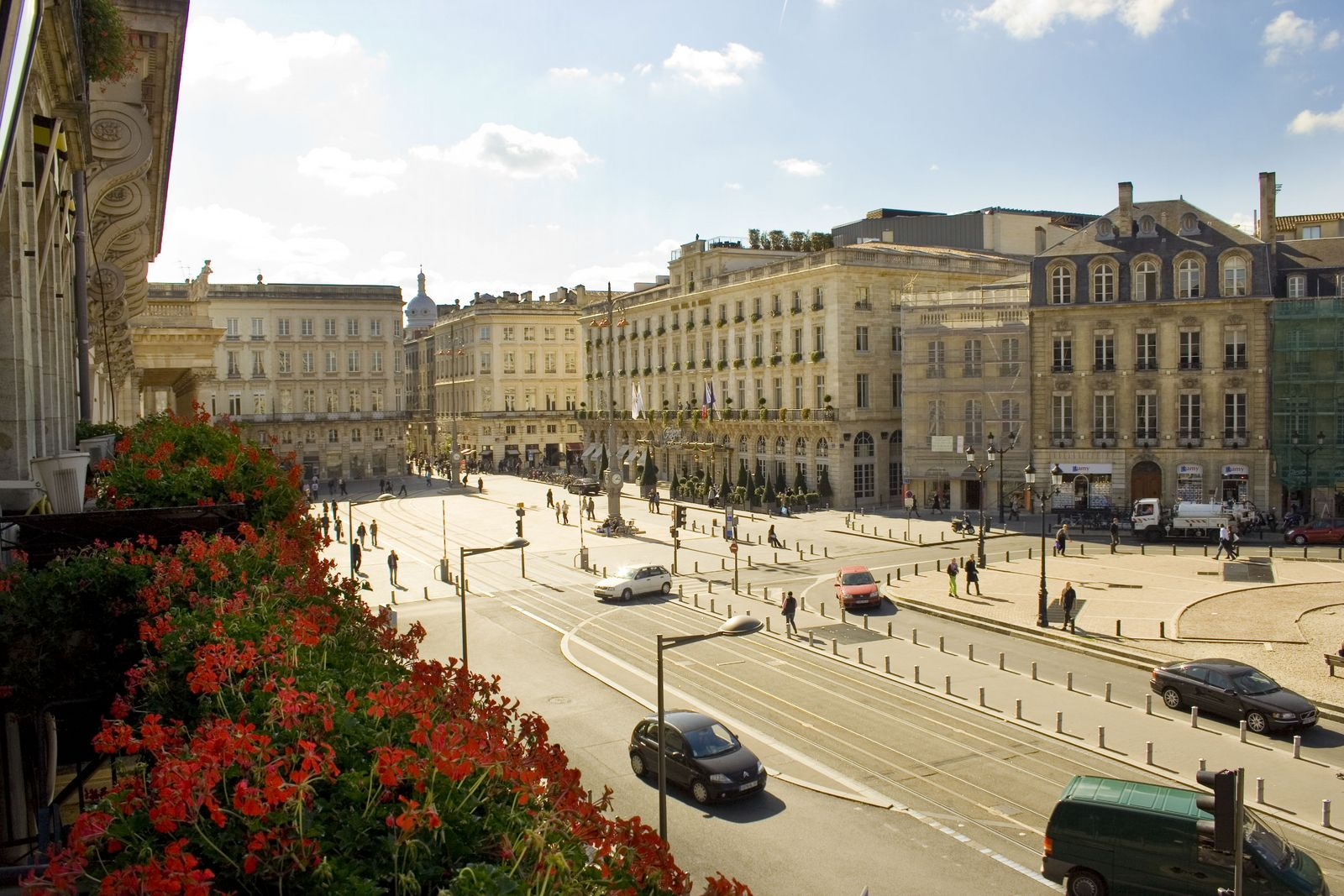 Hotel Quatre Soeurs Bordeaux