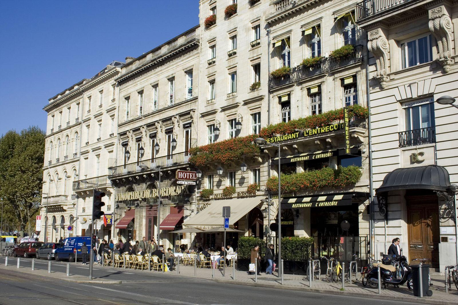 Hotel Les  Soeurs Bordeaux