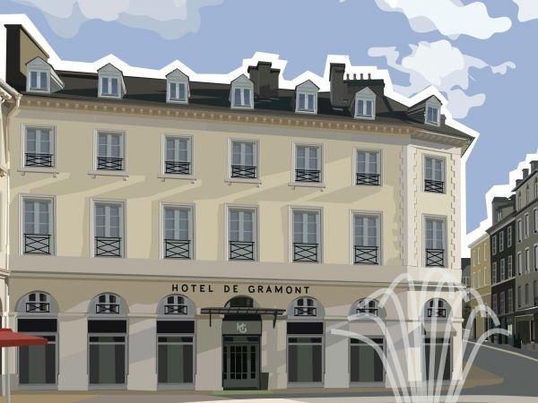 Hôtel de Gramont