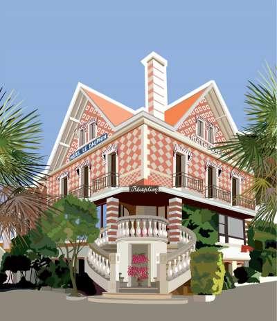 charles HOTELS DAUPHIN 1