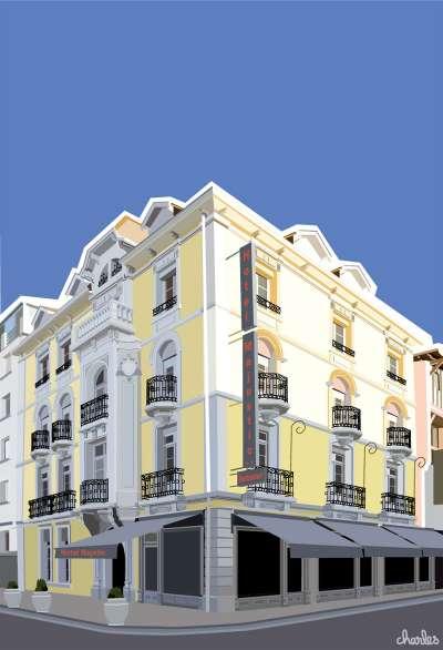 charles HOTELS MAJESTIC LOURDES