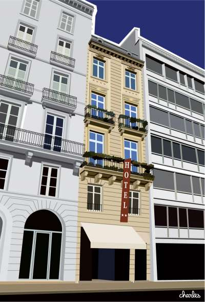 charles HOTELS OPERA