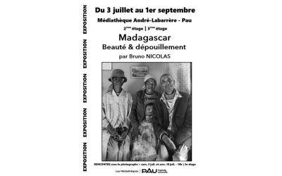 EXPO MADAGASCAR : BEAUTÉ ET DÉPOUILLEMENT