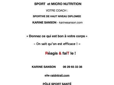 SPORT SANTÉ FORME & LIGNE R'nT